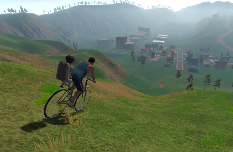 happy wheels 3d guts and glory