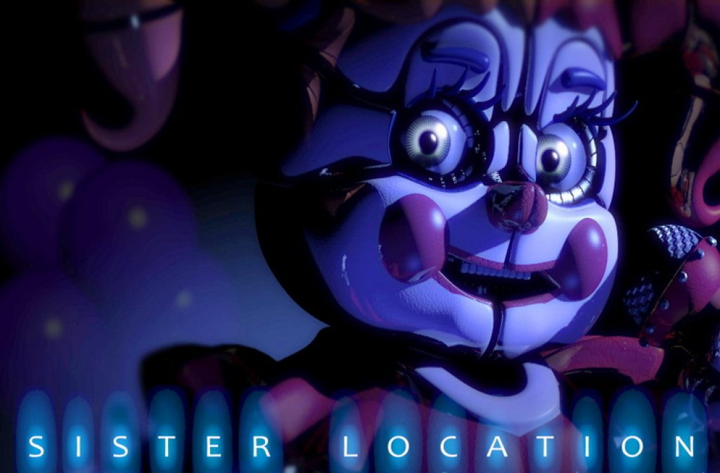 five nights at freddy s sister location the best pc games. Black Bedroom Furniture Sets. Home Design Ideas