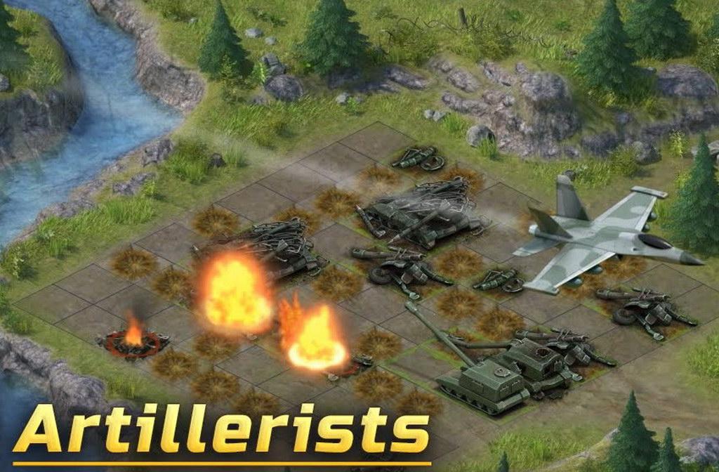 artillerists-download