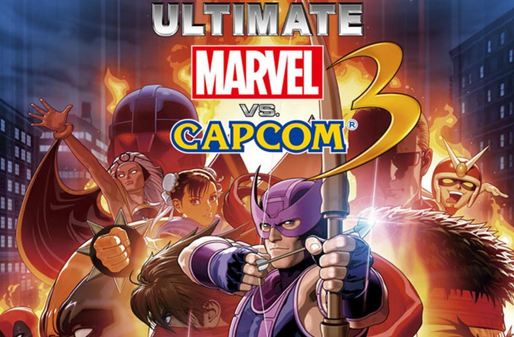 Ultimate Marvel vs. Capcom 3 - DL/PC - Games Online PRO