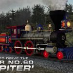 Train-Simulator-CPRR-4-4-0-No-60-Jupiter-Steam-Loco-Add-On-download
