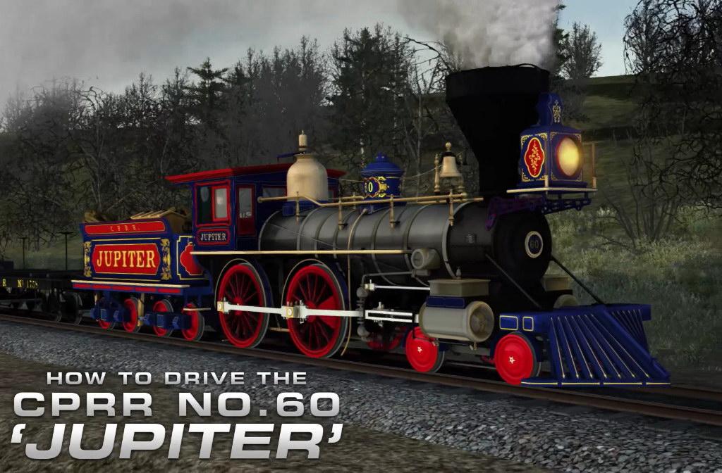 Train-Simulator-CPRR-4-4-0-No-60-Jupiter-Steam-Loco-Add-On-download