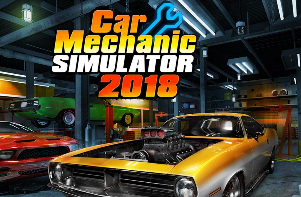 car mechanic simulator 2018 the best pc games. Black Bedroom Furniture Sets. Home Design Ideas