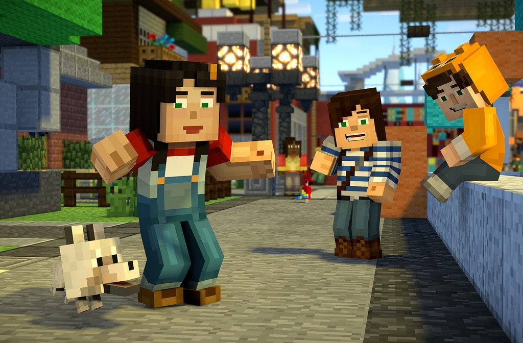Minecraft-Story-Mode-Season-Two-download
