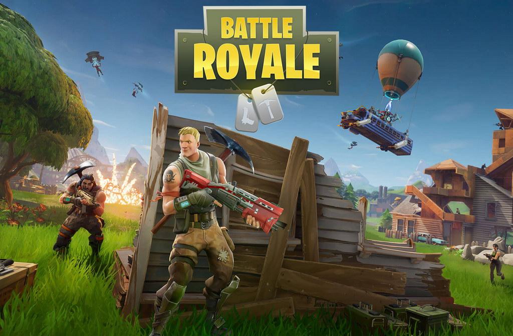 Fortnite-Battle-Royale-download