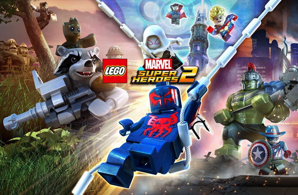 Play LEGO Marvel Super Heroes: Universe in Peril on NDS ...