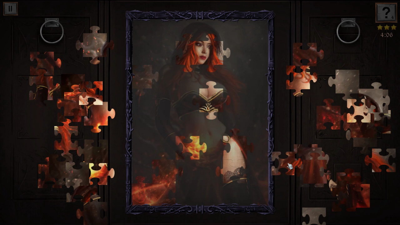 ᐉ Dark Fantasy: Jigsaw Puzzle - DL/PC - Games Online PRO