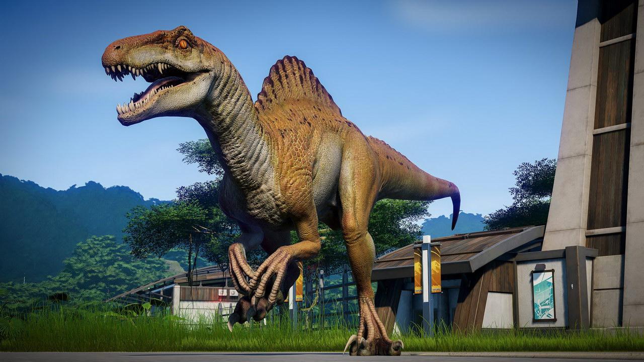 ᐉ Jurassic World Evolution: Secrets of Dr Wu DLC - DL/PC