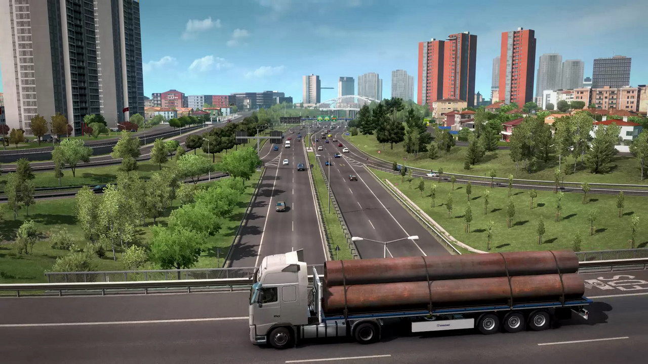How to Download Euro Truck Simulator 2 - Road to the Black Sea
