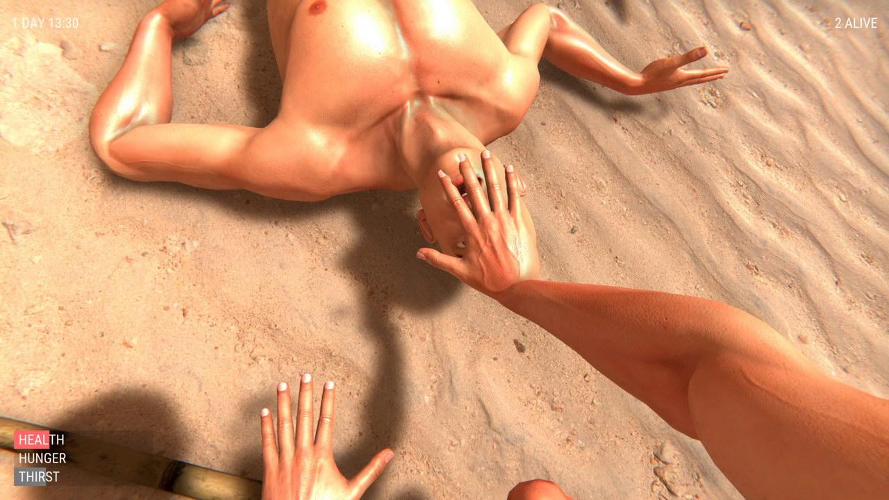 Hand-Simulator-Survival