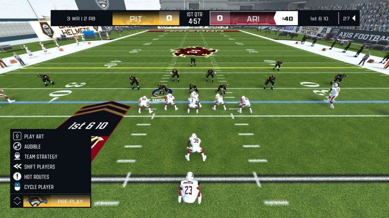 Axis Football 2020 download