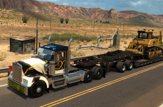American Truck Simulator – Heavy Cargo Pack (DLC)