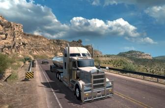 American Truck Simulator – New Mexico (DLC)