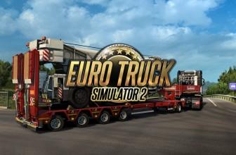 Euro Truck Simulator 2 – Heavy Cargo Pack (DLC)
