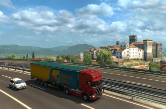 Euro Truck Simulator 2 – Italia