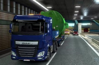 Euro Truck Simulator 2 – Special Transport (DLC)