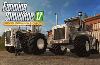 Farming Simulator 17 – Big Bud Pack (DLC)