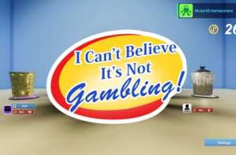 I Can't Believe It's Not Gambling