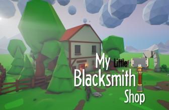 My Little Blacksmith Shop