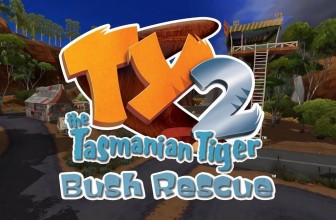 TY the Tasmanian Tiger 2