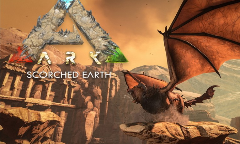 ARK: Scorched Earth (DLC)